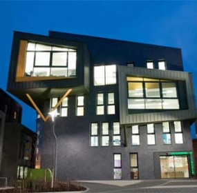Enterprise Building, Lincoln University