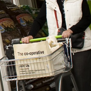 Co-operative shopper