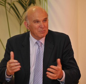 BRITAIN - Vince Cable