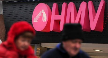 HMV Closures