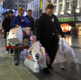 Payday loans used to see Brits through xmas