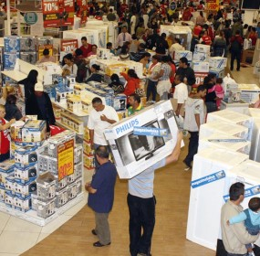 BRAZIL-ECONOMY-CLEARANCE SALE