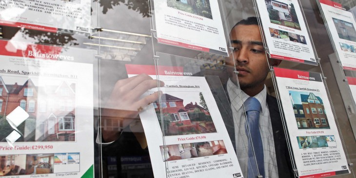 House prices in the UK are broadly stable at the moment