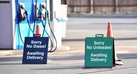 Petrol crisi