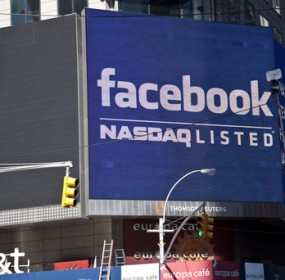 NASDAQ-listed Facebook