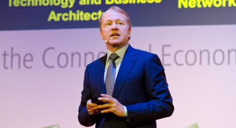 Cisco chairman and CEO John Chambers speaks in Barcelona earlier this year