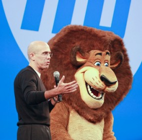 DreamWorks CEO, Jeffrey Katzenberg