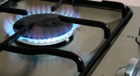 LPG gas stove