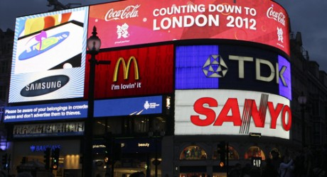 London 2012 Olympics failed to deliver a boost in retail