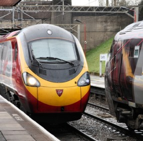 Virgin Rail, Pendolino train