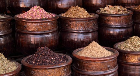 Morrocan spices