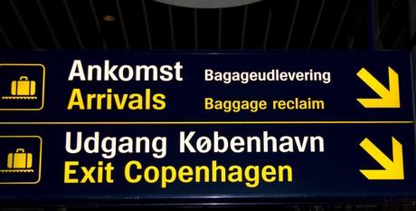 Exit Copenhagen