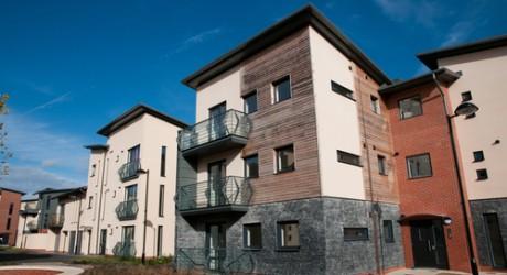 Mordern housing in England