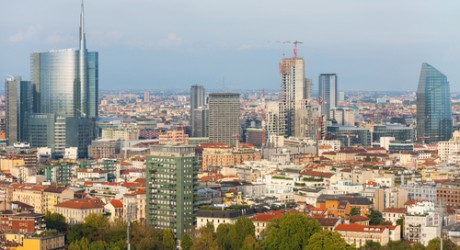 Telecom Italia is based in Milan