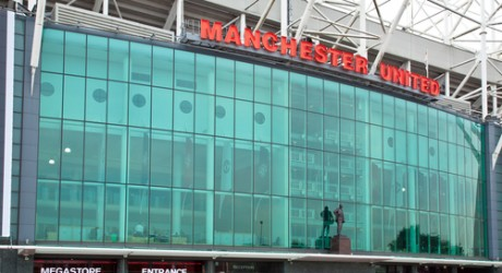 Umbro is based in Manchester, the home of Manchester United