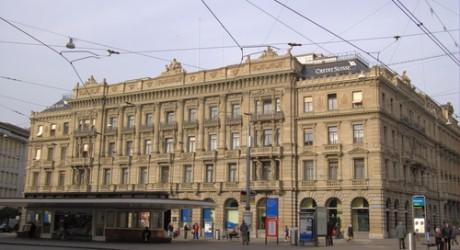 Credit Suisse, Zurich