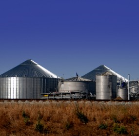 Ethanol plant