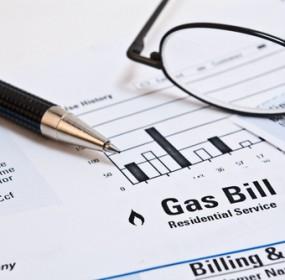 Gas bill#