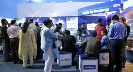 Indian business exhibition