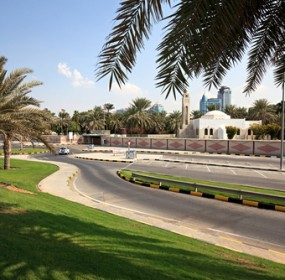 Al Jazeera Park in Qatar
