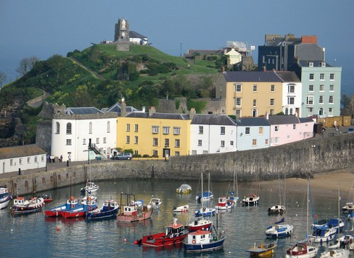 Costal Town Tenby