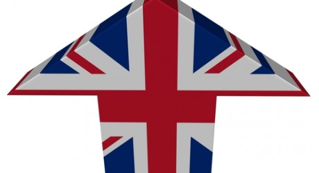 UK economy growing