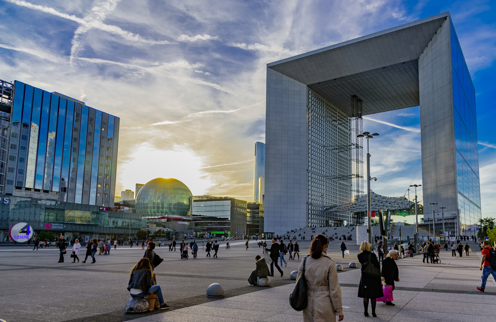 Post-Brexit hubs for Goldman Sachs in Frankfurt and Paris