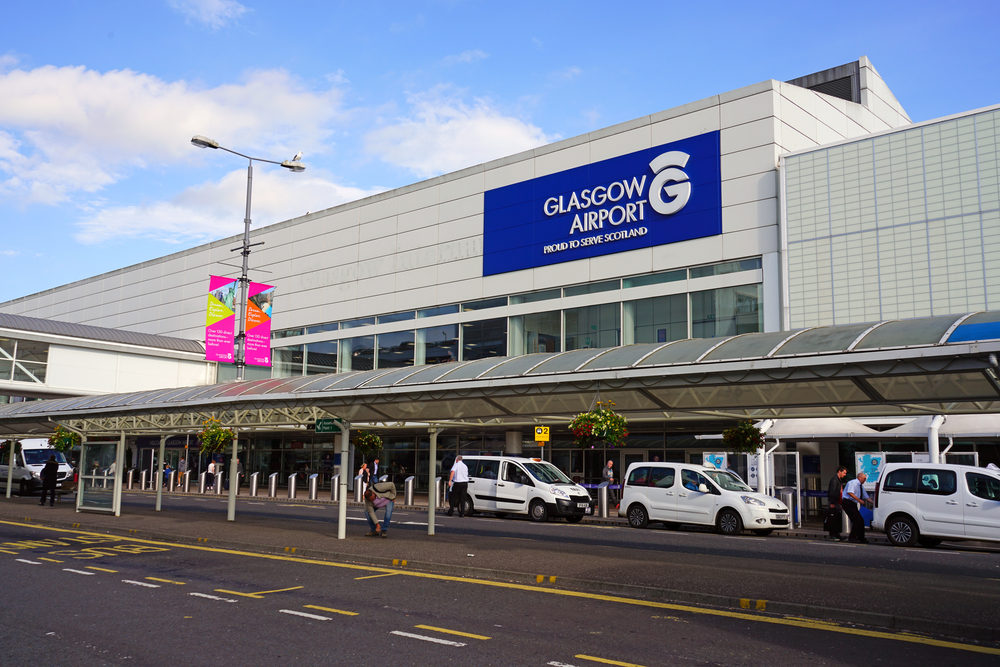 Glasgow Airport plans to change flight paths