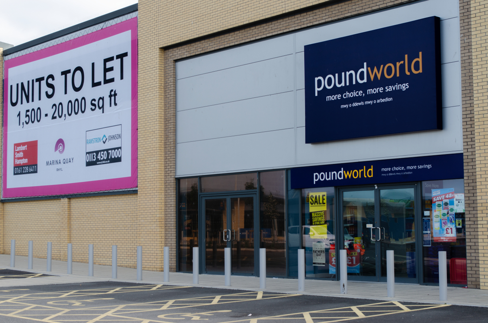 Poundworld founder considering return to ailing retailer