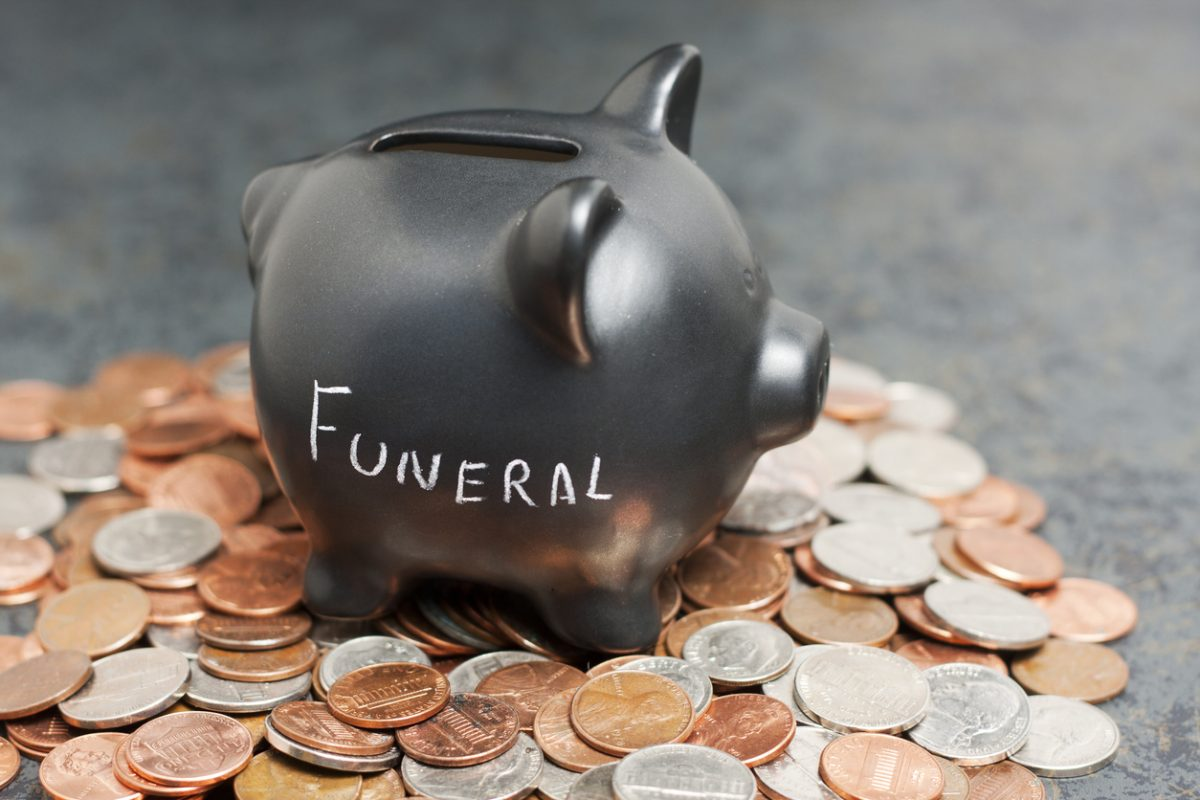 What are funeral plans?