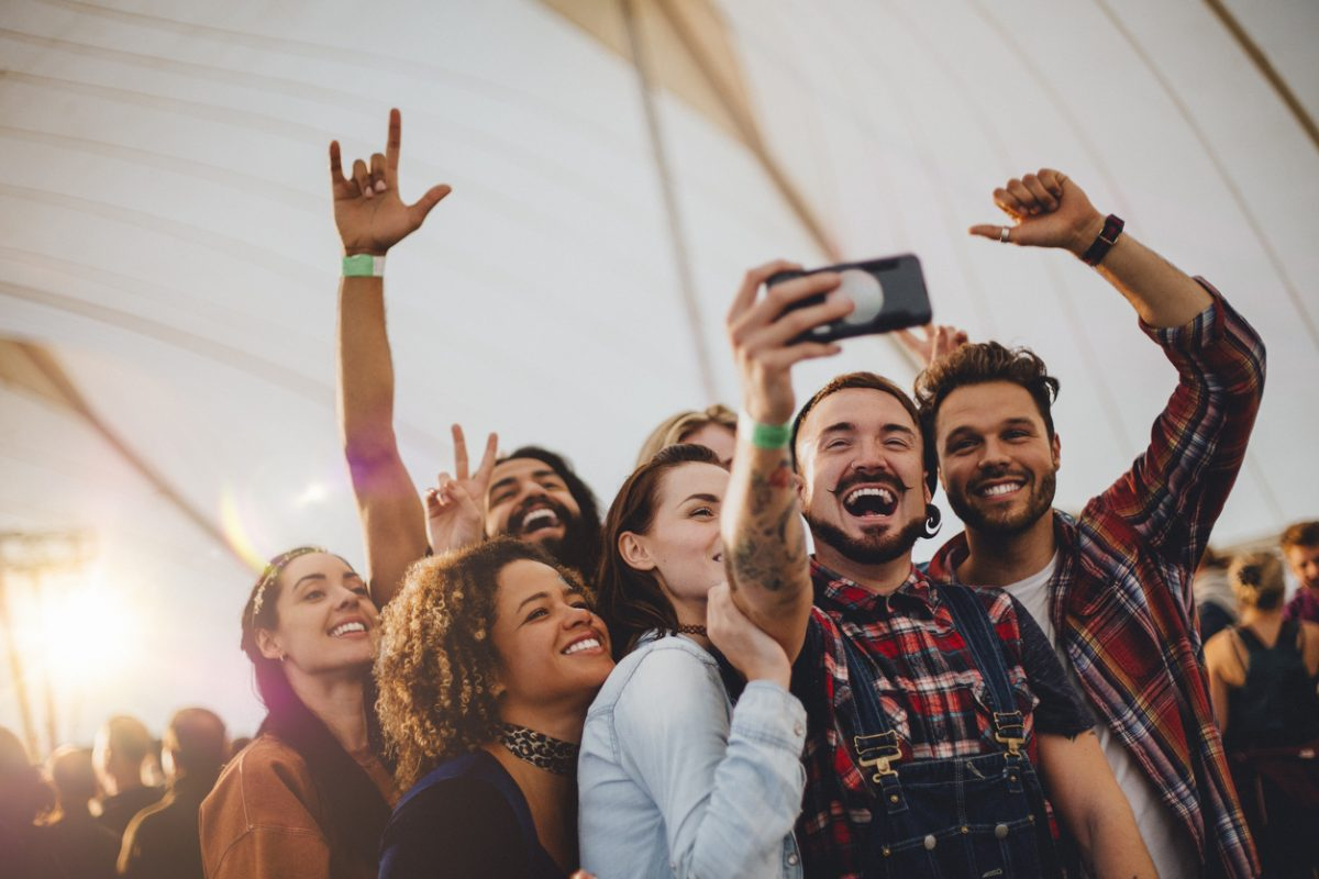 Online Concert and Event Ticket Sales on the Rise