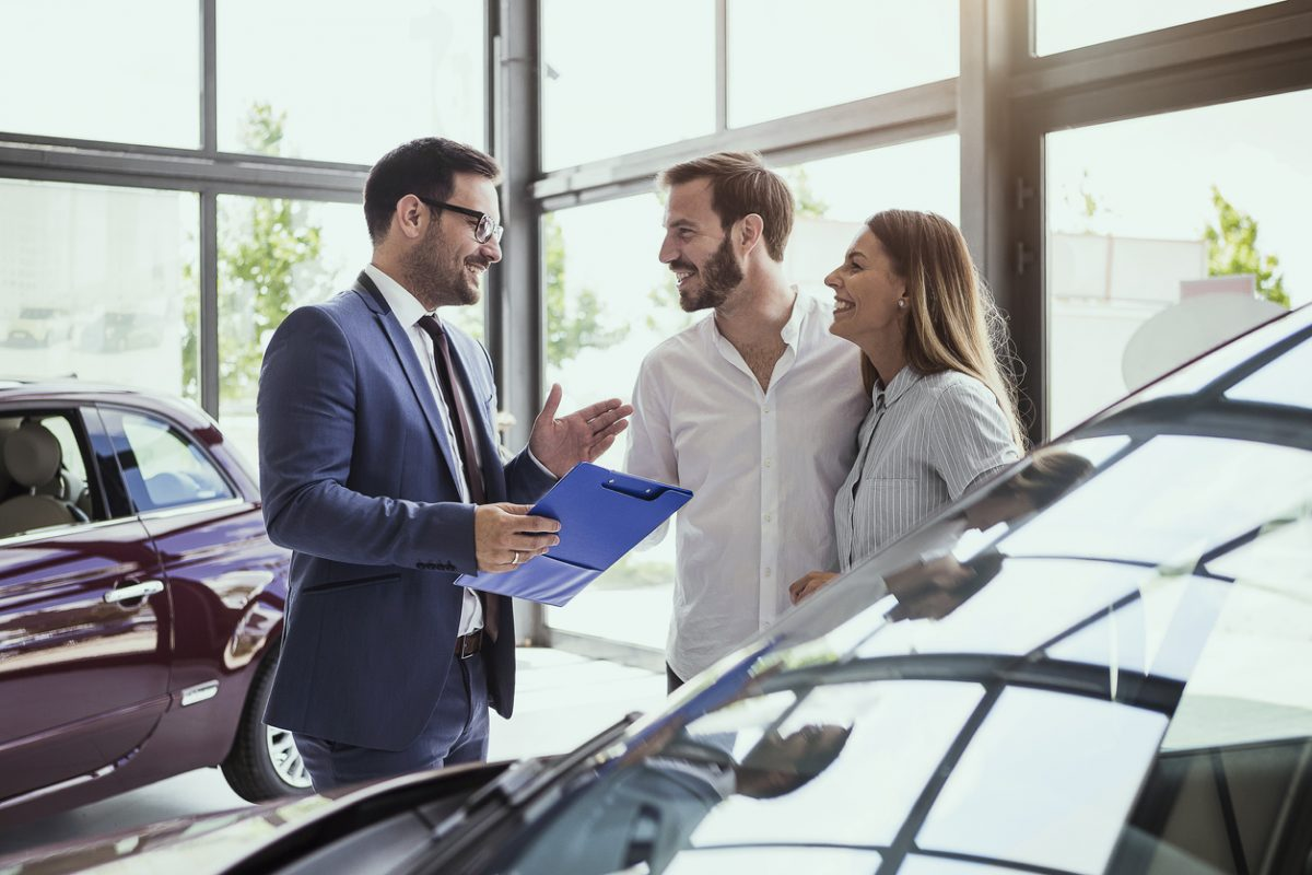 How to Take the Stress Out of Buying a New Car